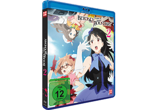 Beyond the Boundary - Kyokai no Kanata - Vol. 2 - (Blu-ray)