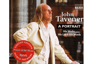 VARIOUS - A Portrait-His Works His Life - (CD + Buch)