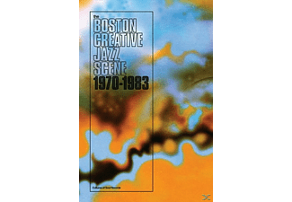VARIOUS - The Boston Creative Jazz Scene (1969-1979) - (CD)