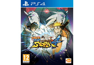Naruto Shippuden - Ultimate Ninja Storm 4 | PlayStation 4