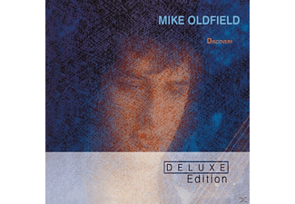 Mike Oldfield -  Discovery (2015 Remastered) (2cd+Dvd Deluxe Edt.) [DVD + CD]