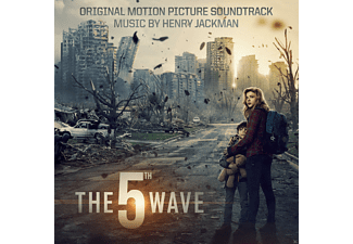 Henry Jackman - The 5th Wave/OST - (CD)