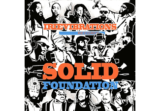 Irievibrations - Solid Foundation - (LP + Bonus-CD)