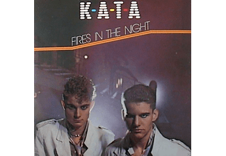 K-a-t-a - Fires In The Night - (Vinyl)