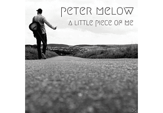 Peter Melow - A Little Piece Of Me [Maxi Single CD]
