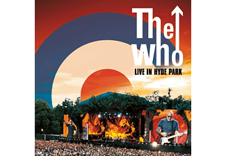 The Who - Live in Hyde Park - (DVD + CD)
