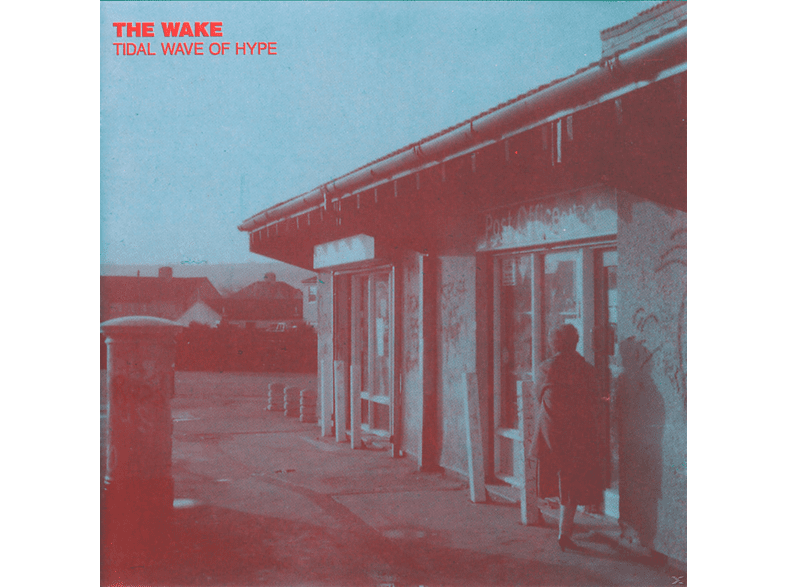 The Wake - Tidal Wave Of Hype [CD]