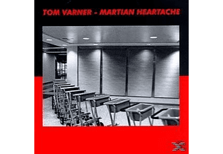 Tom Varner - Martian Heartache - (CD)