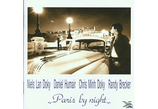 Niels Lan Doky, Christian Minh Doky, Randy Brecker, Humair Daniel - Paris By Night - (CD)