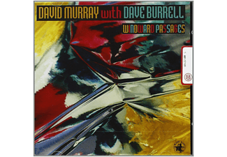 Murray,David & Burrell,Dave - Windward Passages - (CD)
