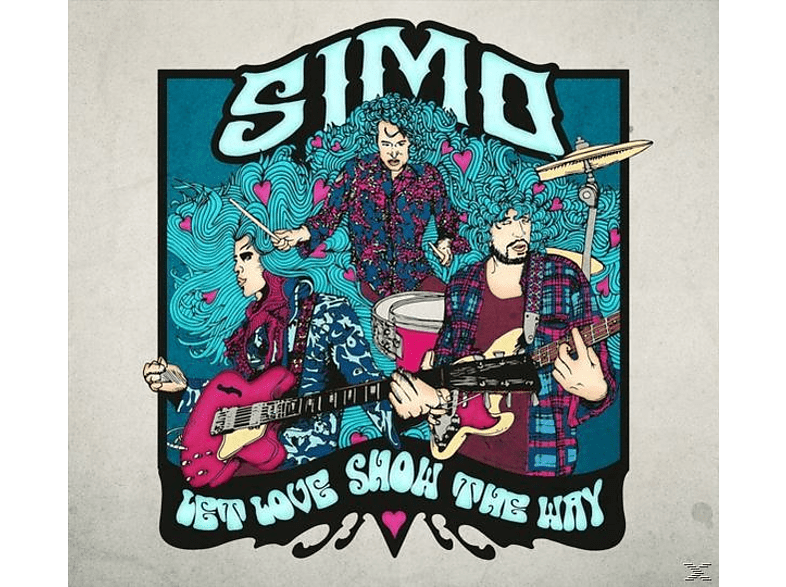 Simo - Let Love Show The Way (Deluxe Edition) [CD]