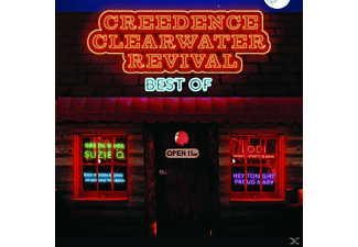 Creedence Clearwater Revival - BEST OF - (CD)
