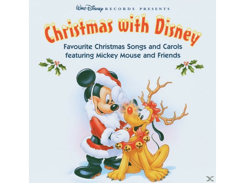 VARIOUS - Christmas With Disney [CD]