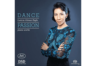 Leticia Gomez-tagle - Dance Passion-Piano Works - (SACD Hybrid)