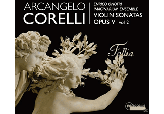 Enrico+imaginarium Ensemble Onofri - Sonaten op.5 Vol.2 - (CD)