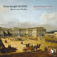 Quartetto Modus - Quartette Op.76, Nr. 1, 4 & 6 [CD]
