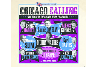 VARIOUS - Chicago Calling-The Roots Of Britisch R&B Boom - (CD)