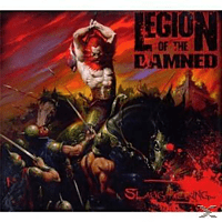 Legion Of The Damned - Slaughtering [DVD]