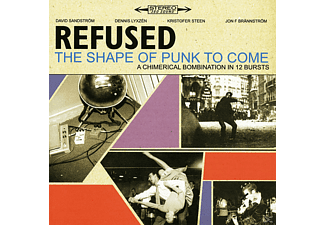 Refused - The Shape Of Punk To Come - (CD)
