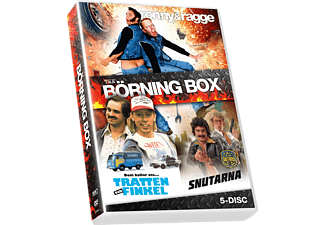 Ronny och Ragge: The Börning Box DVD