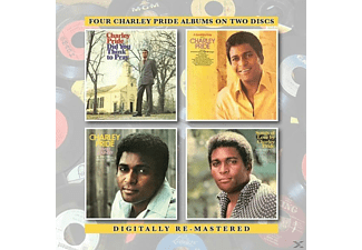 Charley Pride - Did You Think To Pray/A Sunshine Day With - (CD)