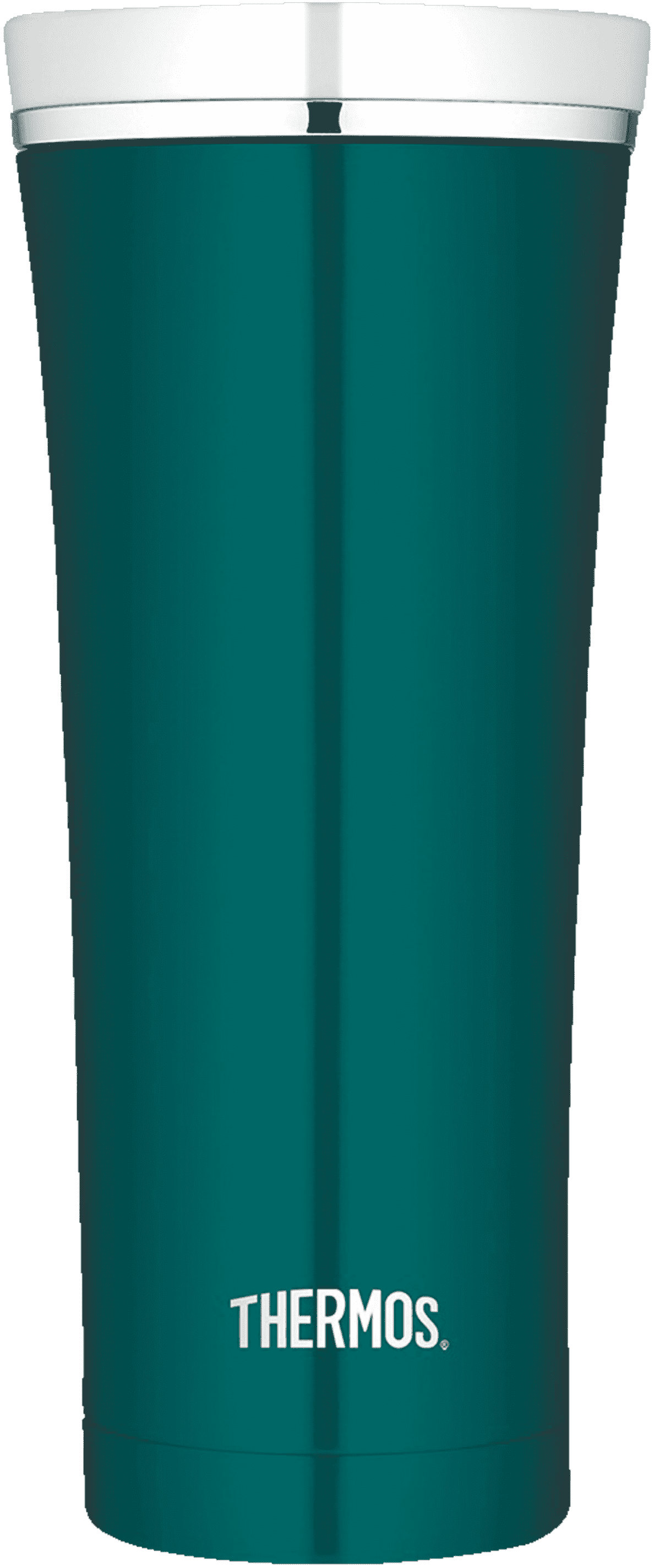 THERMOS 4004.255.047 Premium Thermobecher in Teal/Weiß