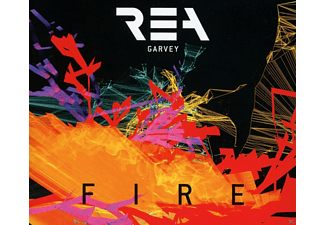 Rea Garvey - Fire (2-Track) - (5 Zoll Single CD (2-Track))