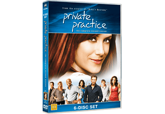 Private Practice S3 DVD