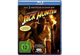 Jack Hunter Box - (Blu-ray)