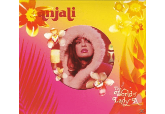 Anjali - The World Of Lady A - (CD)