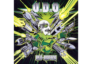 Udo - Rev-Raptor (Japan Version+Bonus) - (CD)