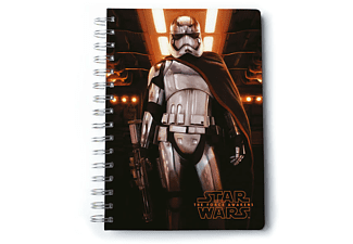 Star Wars Episode 7 Notizbuch Din A 5 Captain Phasma