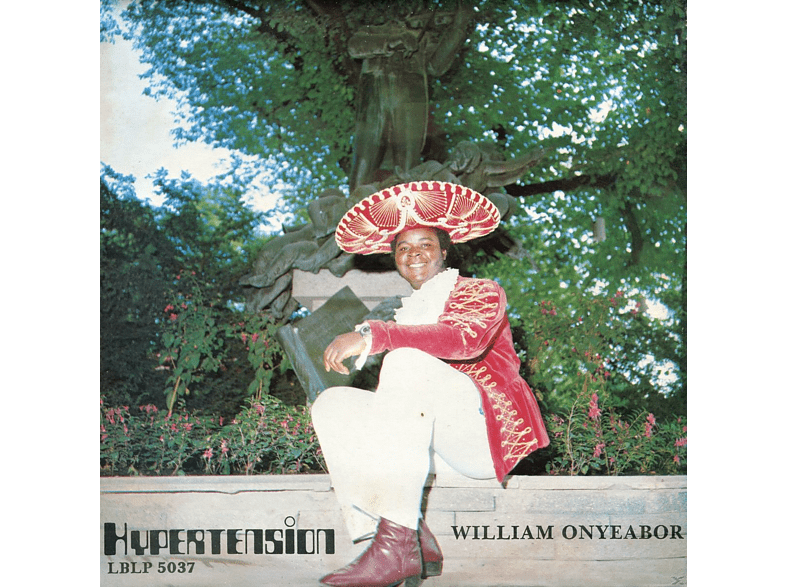 William Onyeabor - Hypertension [Vinyl]