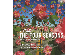Erik Bosgraaf - Four Seasons - (Vinyl)