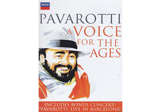 A Voice For The Ages - (DVD)
