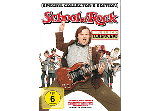 School Of Rock Komödie DVD