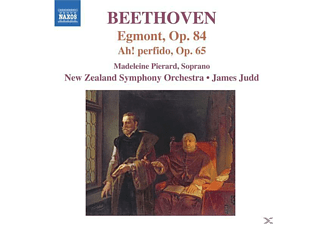 Judd, Pierard, NEW ZEALAND SYMPH. ORCH., Judd/Pierard/New Zealand SO - Egmont/Ah! Perfido - (CD)