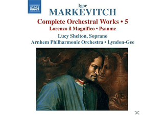 Arnhem Po, Christopher Lyndon-gee, Christopher & Arnhem Po Lyndon-gee - Orchesterwerke Vol.5 - (CD)