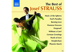 VARIOUS - The Best Of Josef Strauss - (CD)