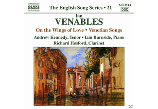 VARIOUS, Kennedy/Burnside/Hosford - On The Wings Of Love/Venetian Songs - (CD)