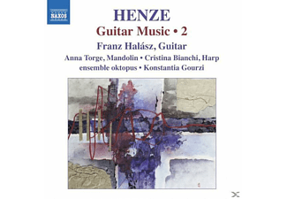 VARIOUS, Halasz Franz - Gitarrenmusik Vol.2 - (CD)