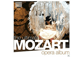 VARIOUS - The Ultimate Mozart Opera Album - (CD)
