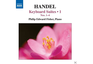 Philip Edward Fisher - Suiten Für Tasteninstrumente 1-4 - (CD)