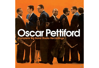 Oscar Pettiford - Complete Big Band Studio Recordings (CD)