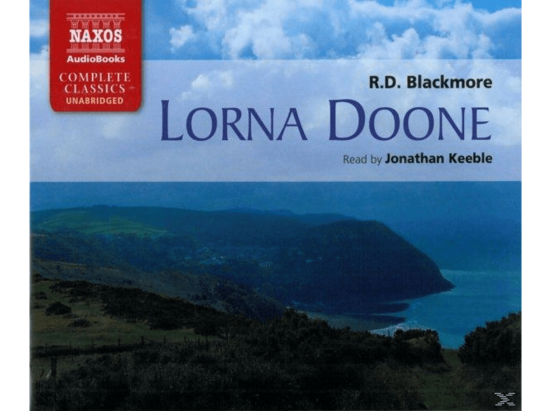 Jonathan Keeble - Lorna Doone - (CD)