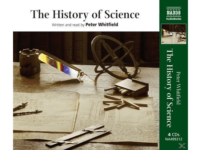 Peter Whitfield - The History Of Science - (CD)