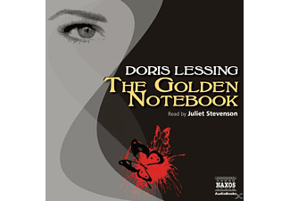 The Golden Notebook - 21 CD - Hörbuch