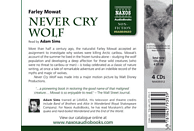 Adam Sims - Never Cry Wolf - (CD)