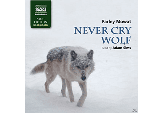 Never Cry Wolf - 4 CD - Hörbuch