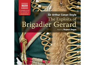 The Exploits Of Brigadier Gerard - 6 CD - Hörbuch